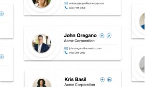 Linkedin stock image