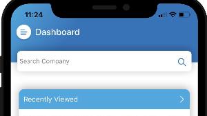 PlanPro Mobile Dashboard
